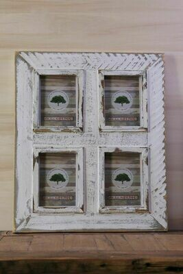 A6 Rustic frame set of 4 (10 cm x 15 cm) A6 Photo size