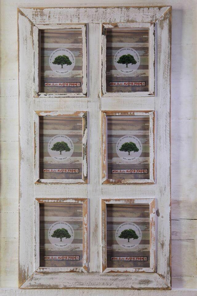 A6 Rustic Frame set 10 cm x 15 cm (Photo size)