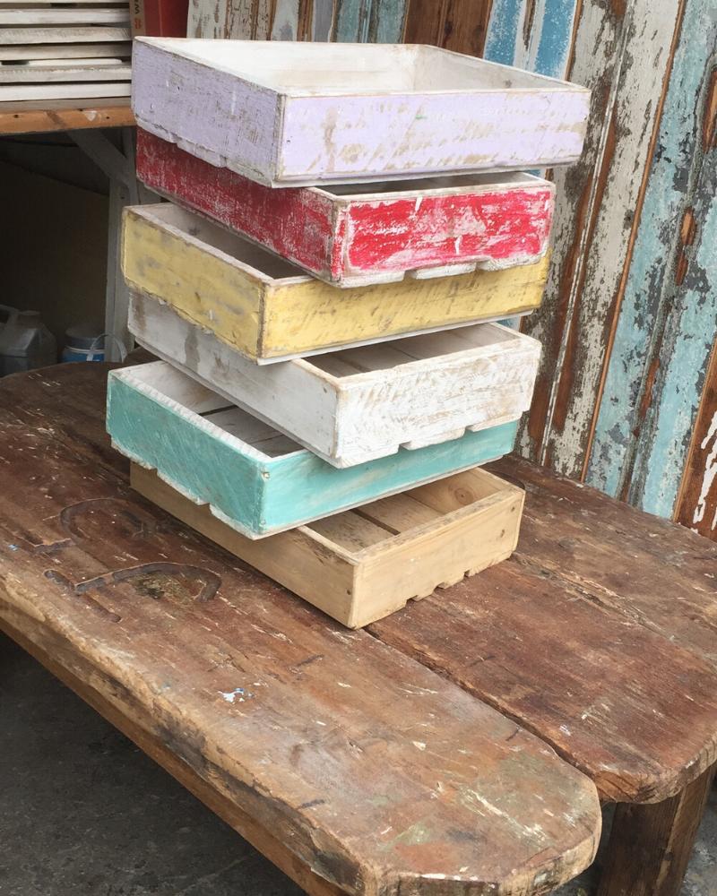 Storage Wooden Creates
