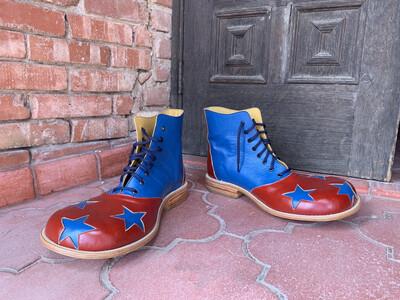 The Joker Clown Shoes