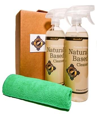 2-24oz Pack Culleoka Company Natural Based Cleaner