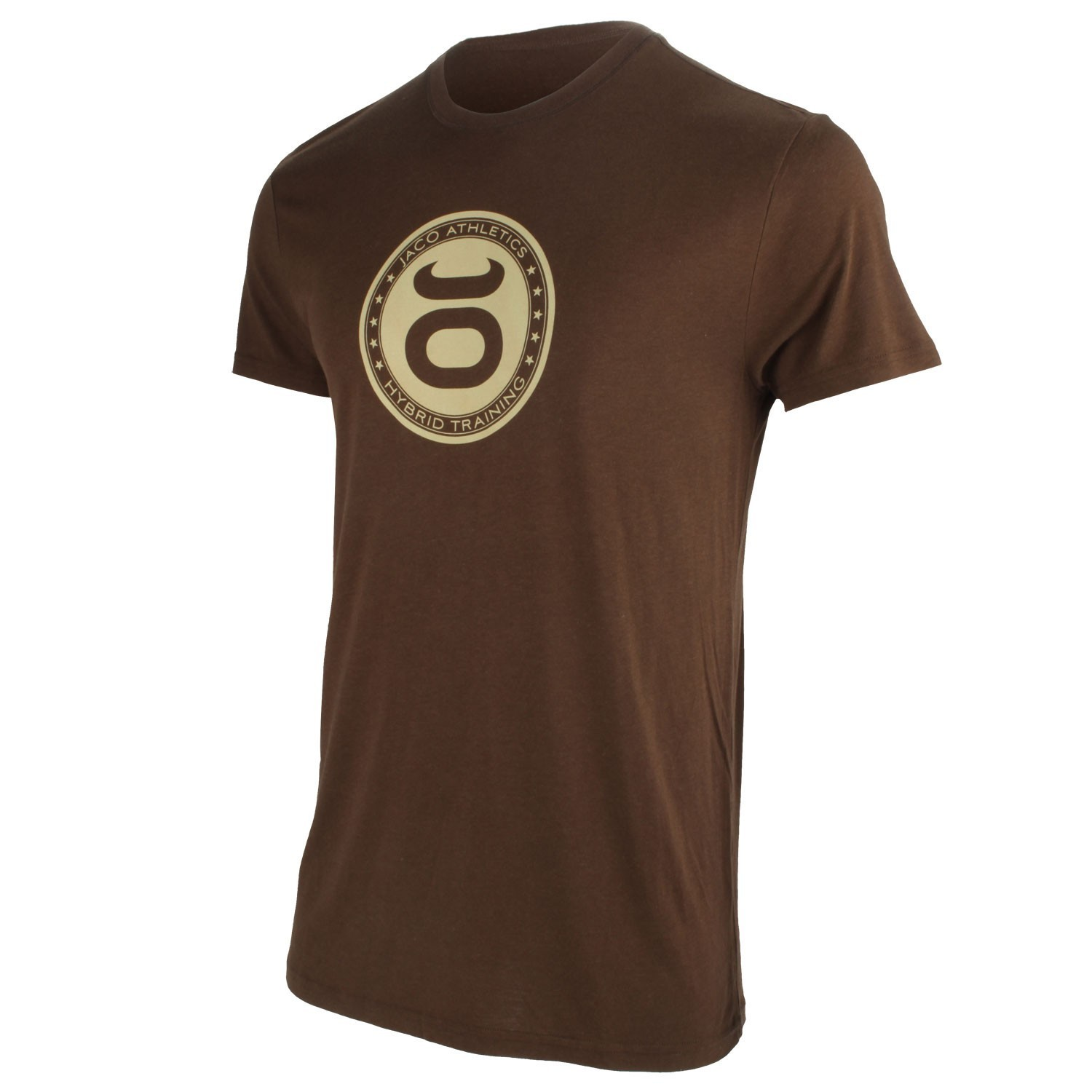 JACO Athletics Team Performance Bamboo Crew (Brown)