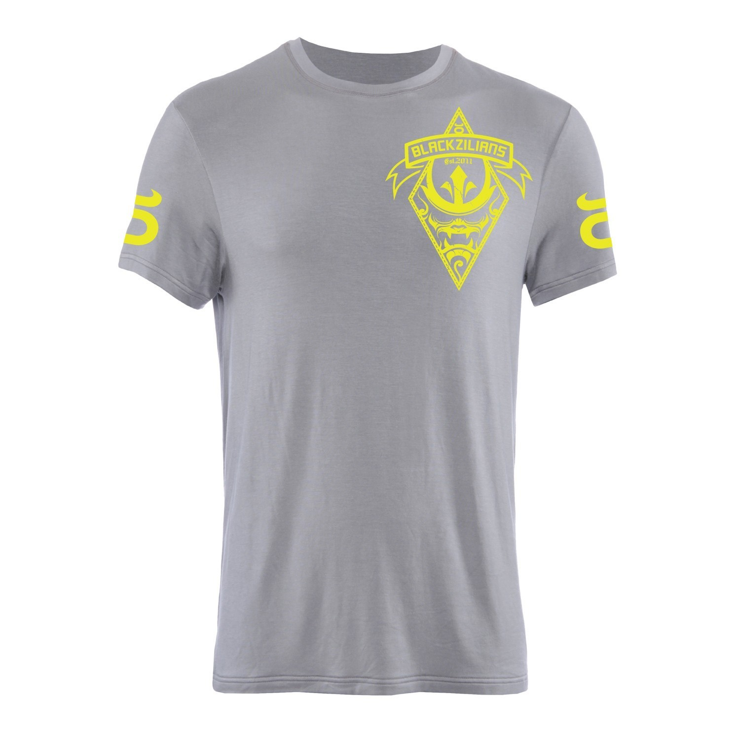 Blackzilians Crew (Silver/SugaFly Yellow)