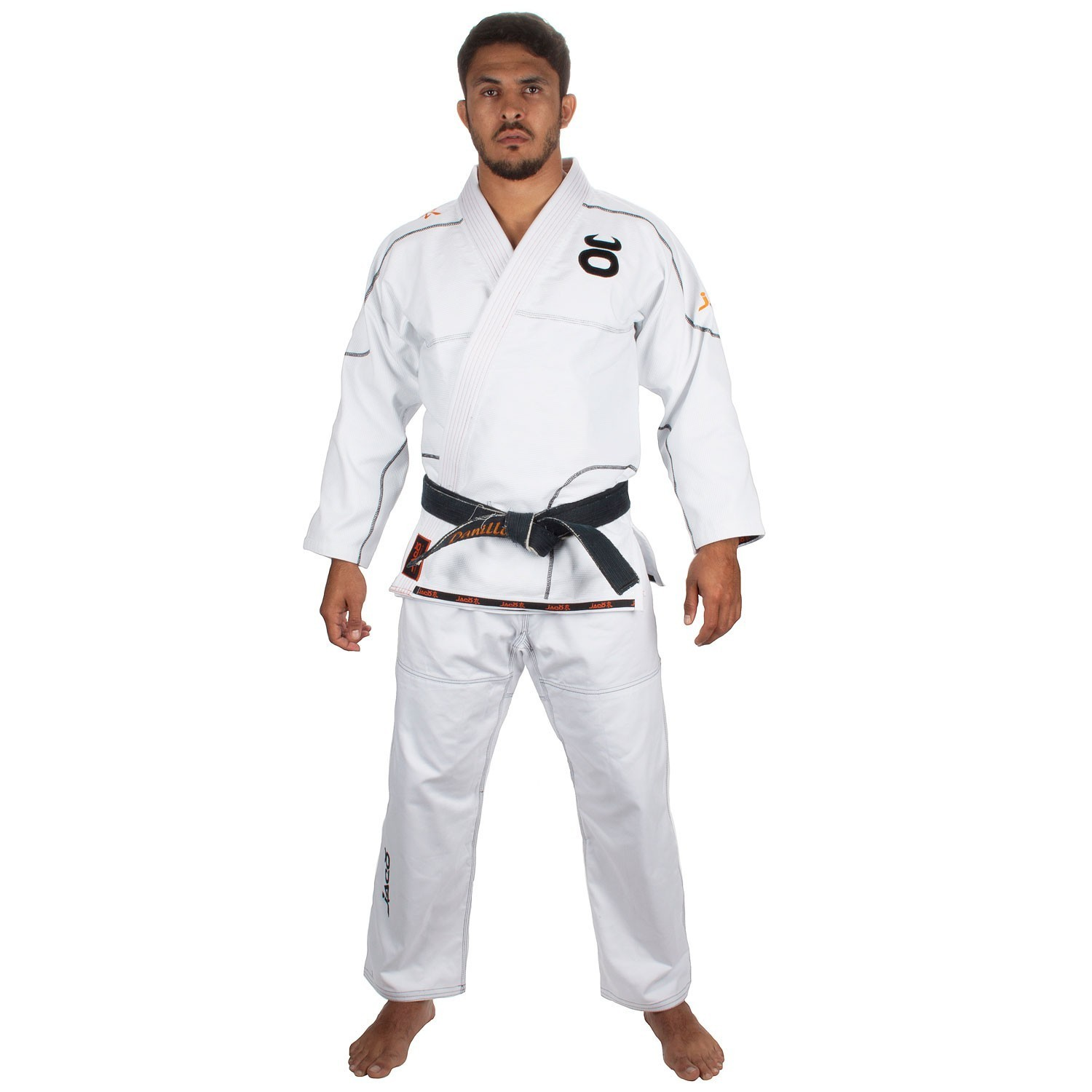 JACO Performance Gi (White)