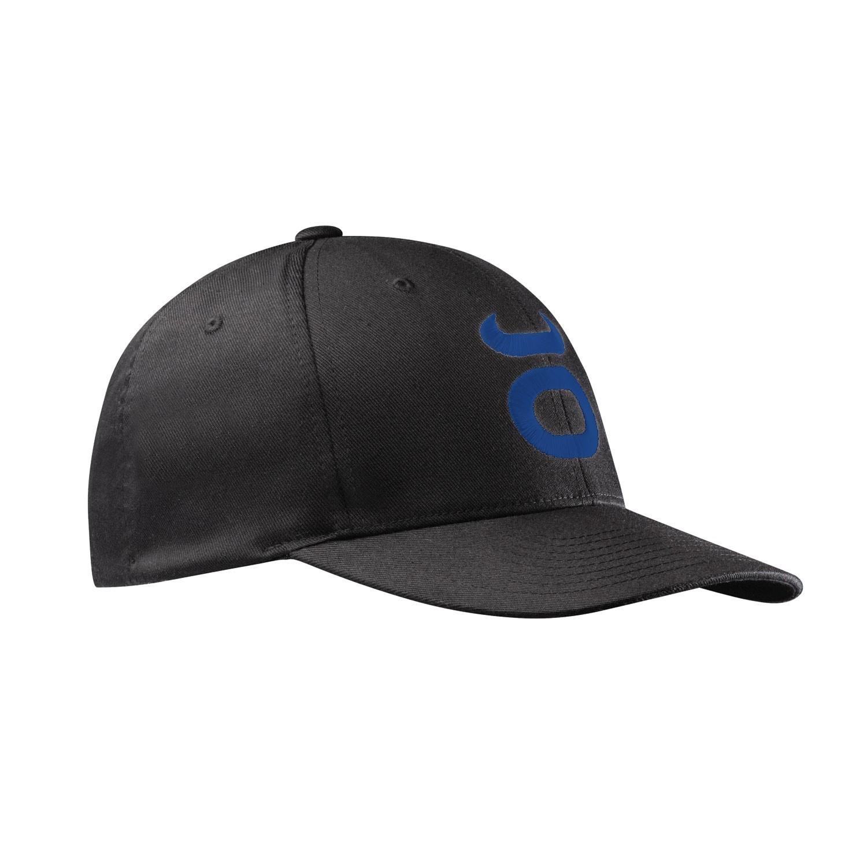 Tenacity FlexFit Cap (Black/Cobalt Blue)