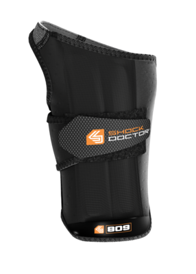 SHOCK DOCTOR WRIST SLEEVE-WRAP EXTENDED SUPPORT WITH GRIPPER PALM