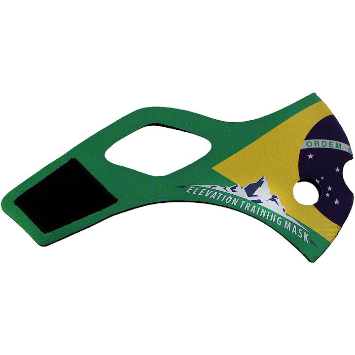 Training Mask 2.0 BRAZIL SLEEVE