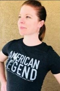 American Legend ladies tee