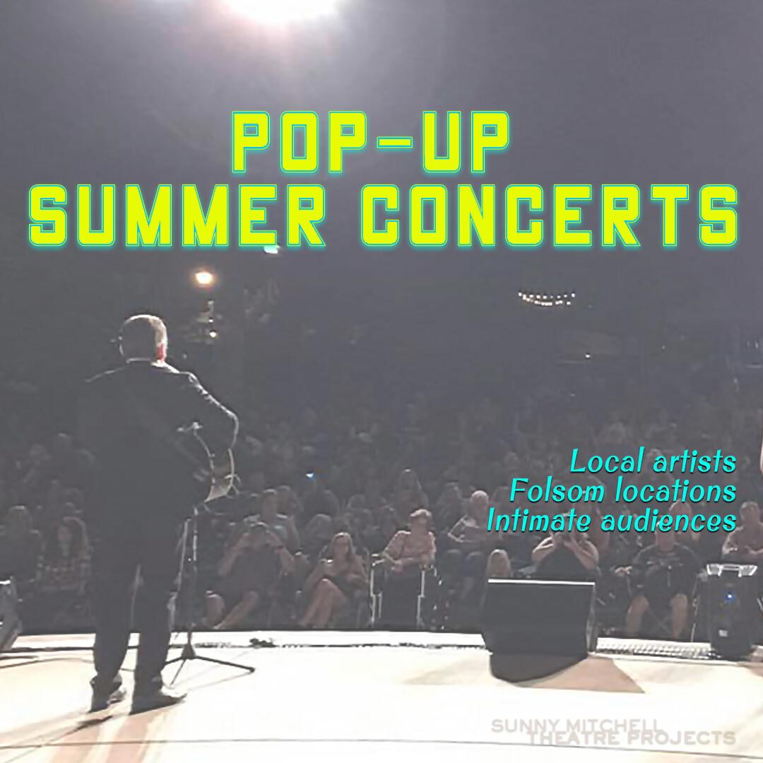 Pop-Up Summer Concerts