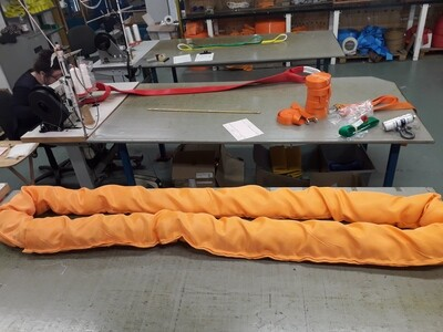Round Slings 60 Tonne SWL