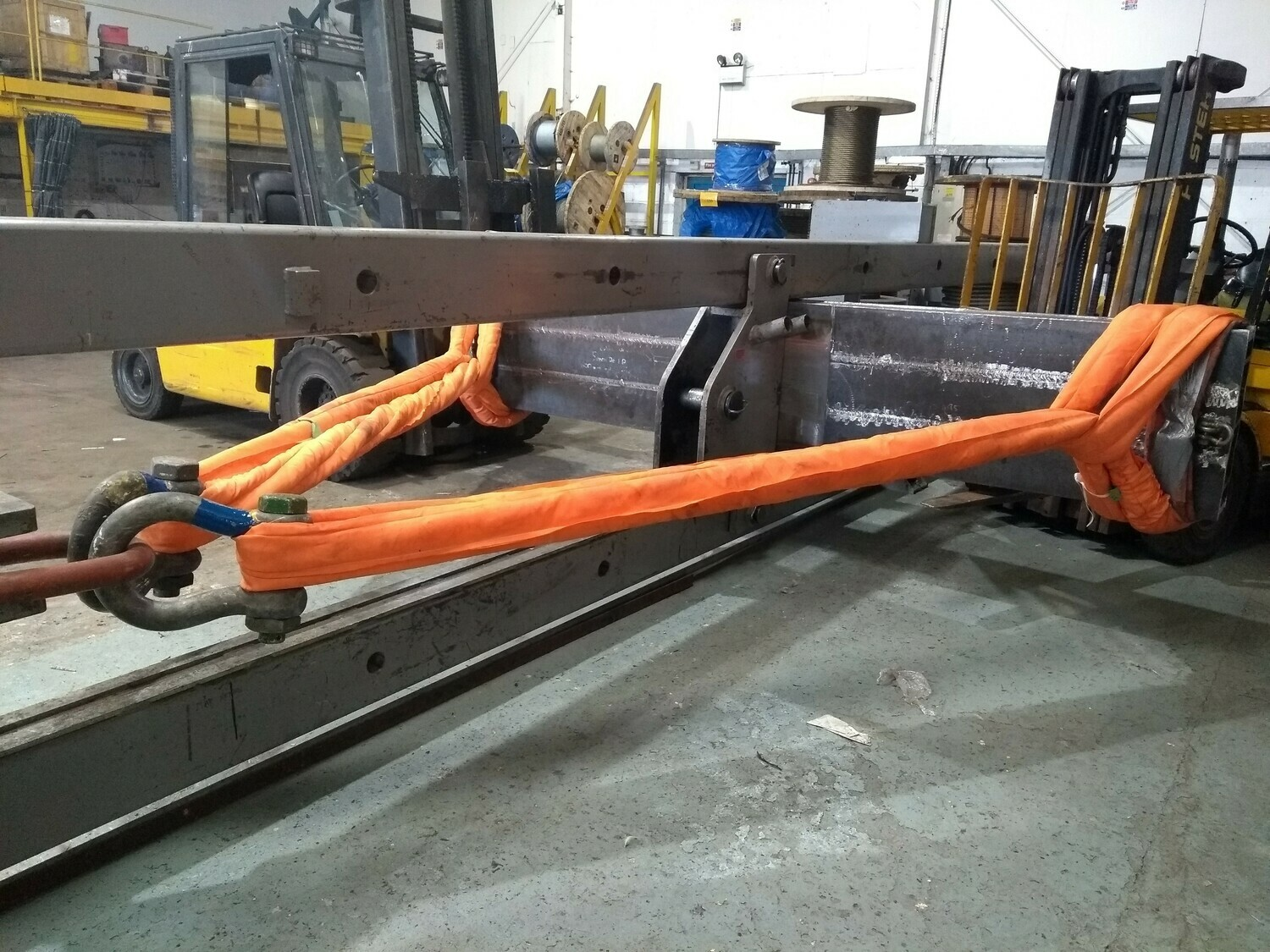Round Slings 50 Tonne SWL