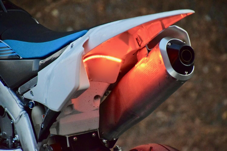Dirt Bike Integrated Tail Light