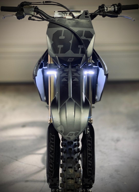 MX Dirt Bike Stealth Street Legal Conversion Lighting Kit