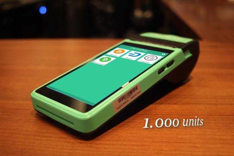 EletroPay Mobi 1000 units