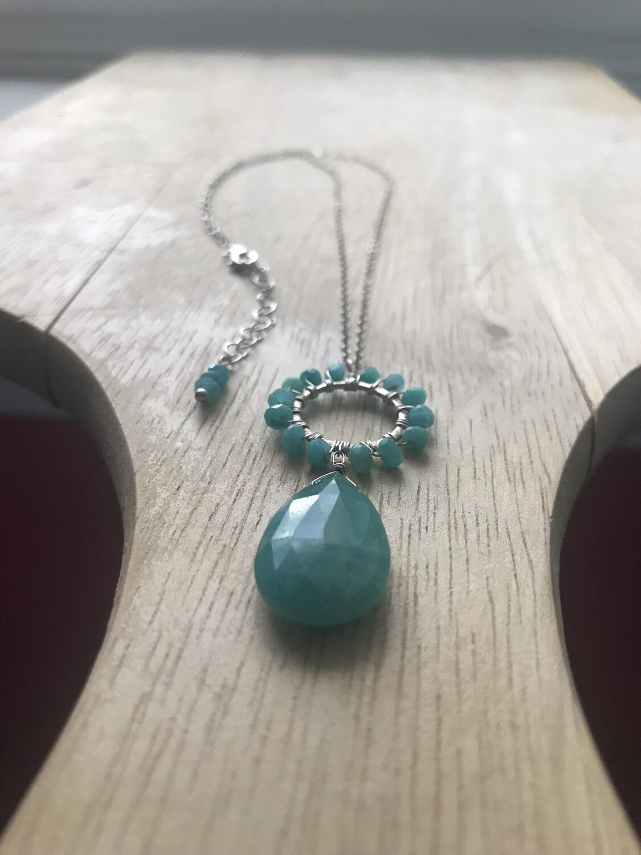 Aqua Delight Necklace