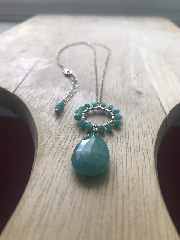 Aqua Delight Necklace