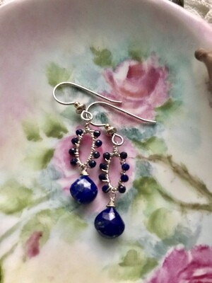 Elegant Assemblage Earrings