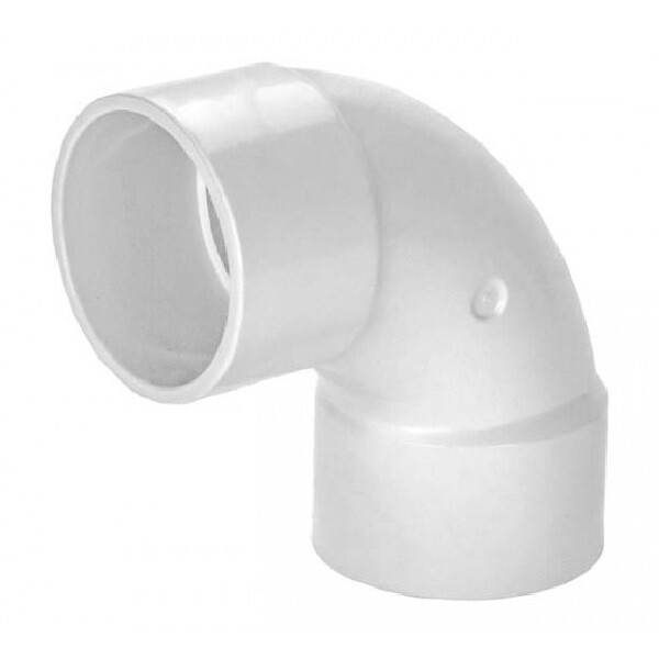 PVC Connector - 90 degree elbow 25mm - Local Electrical connector
