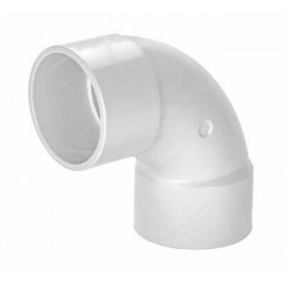 PVC Connector - 90 degree elbow 20mm - Local Electrical connector