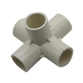 PVC Connector - 5 Way Elbow - 20mm