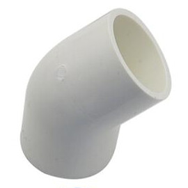 PVC Connector - 45 degree Elbow 32mm