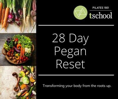 Fall 2020 Pegan Reset Program