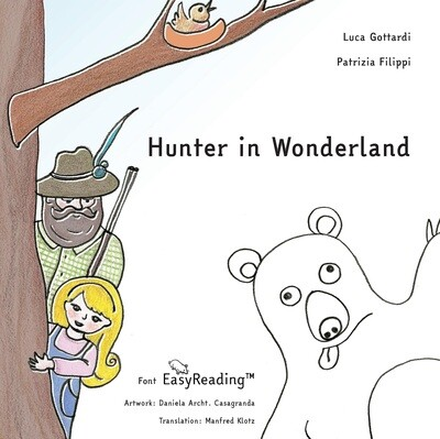 Hunter in Wonderland, english ed.