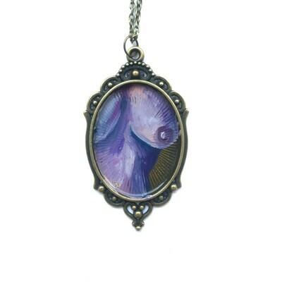 Original 'Wicked Earth' Necklace 2