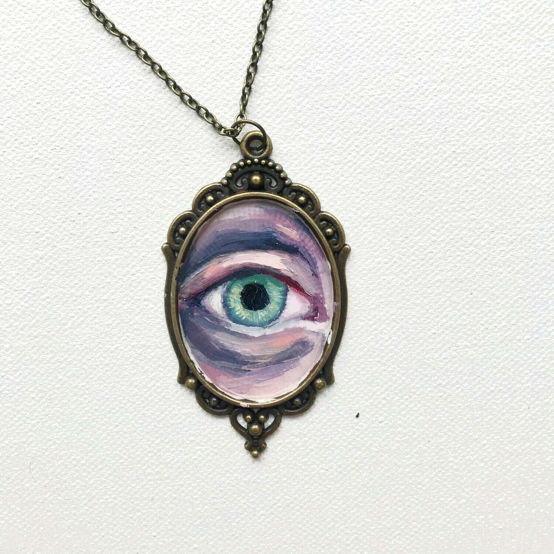 Original 'Wicked Earth' Necklace 3