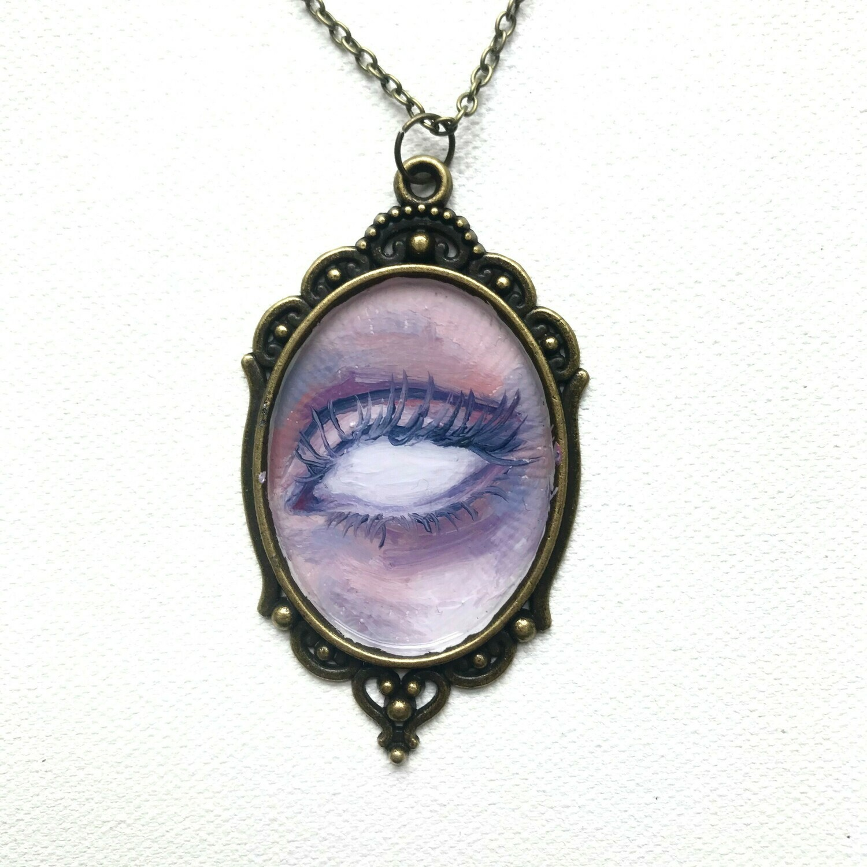 Original 'Wicked Earth' Necklace 5