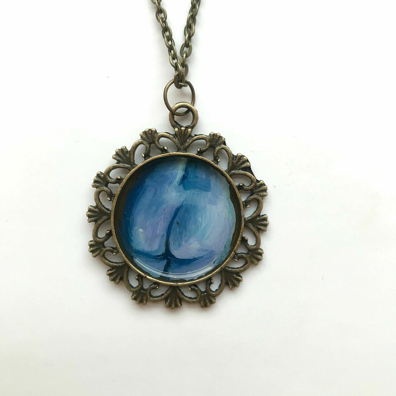 Original 'Cold Flame' Necklace 9