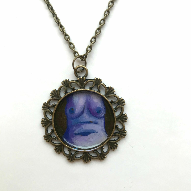 Original 'Cold Flame' Necklace 11