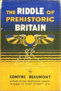 THE RIDDLE OF PREHISTORIC BRITAIN (HARDBACK)