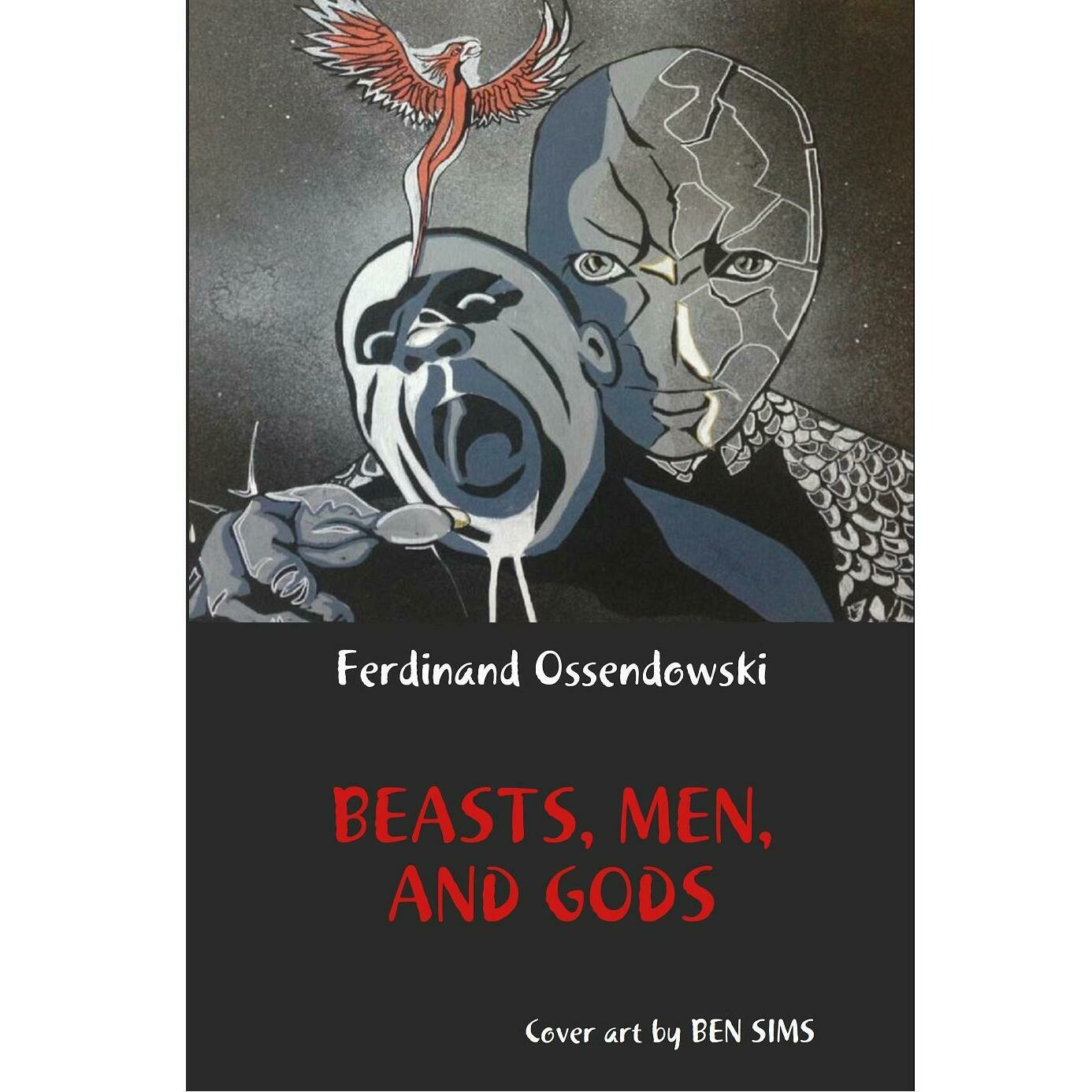 BEASTS, MEN AND GODS (PAPERBACK)