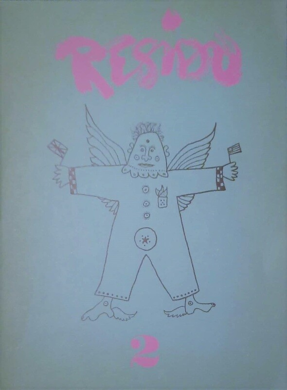 RESIDU Vol 2 - Spring '66