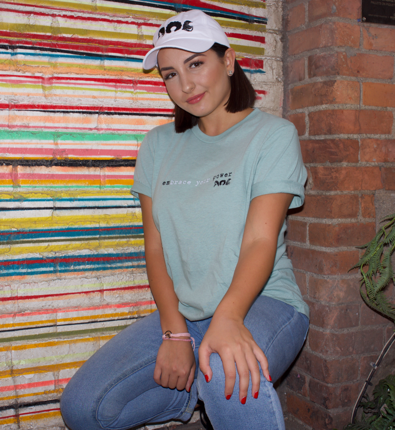 WEmpower Logo Dad Hat