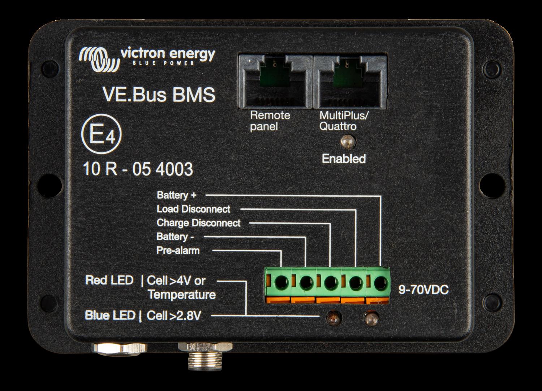 Victron VE.Bus BMS (includes AC detector)