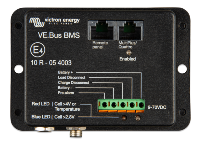 Victron VE.Bus BMS (includes AC detector)