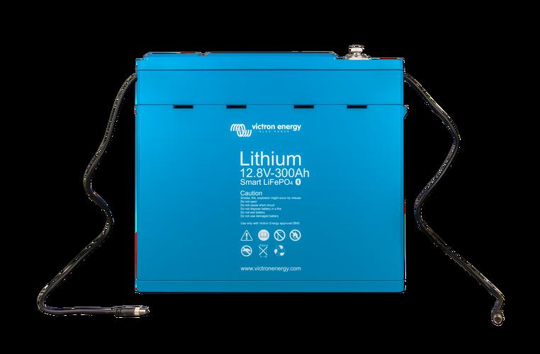 Victron LiFePO4 Battery 12,8V/300Ah - Smart