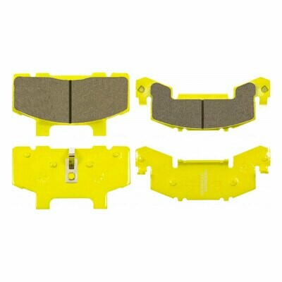 Conqueror Stainless Steel Disc Brake Pads