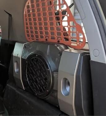 FJ- Over speaker