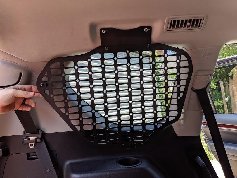 GX460 & Prado 150 Interior Side