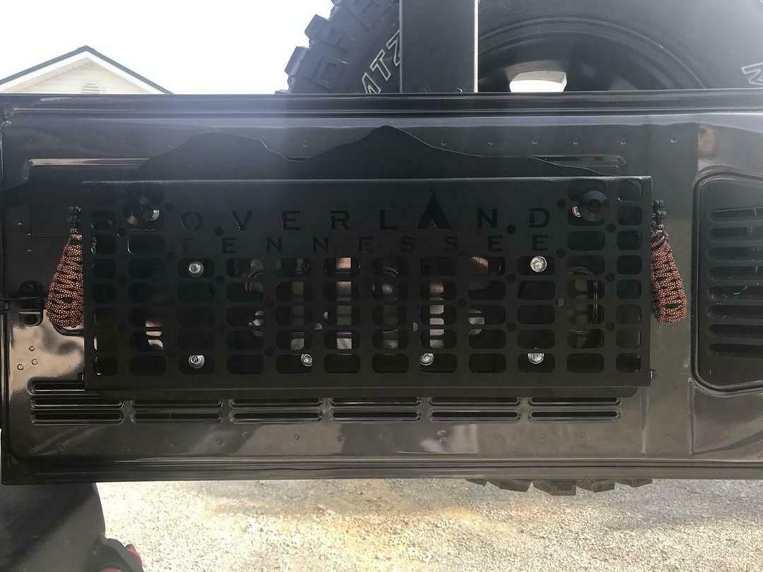Jeep JK,JKU,JL fold down