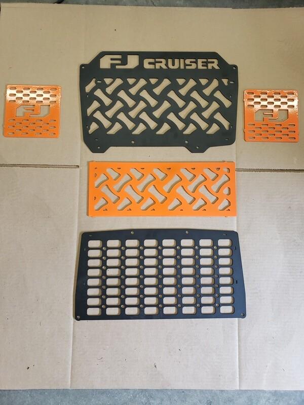 FJ Cruiser Basket SD