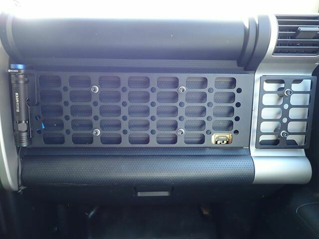 FJ 1-Dash 1-Tray 2-Vents kit