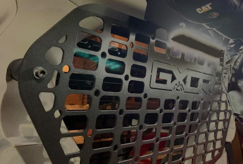 GX460 & Prado 150 GXOR Interior Side