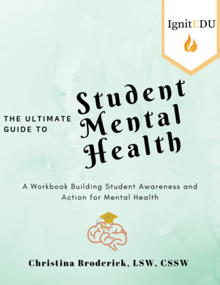 FREE Chapter: Ch. 5 Student Self-Care Workbook