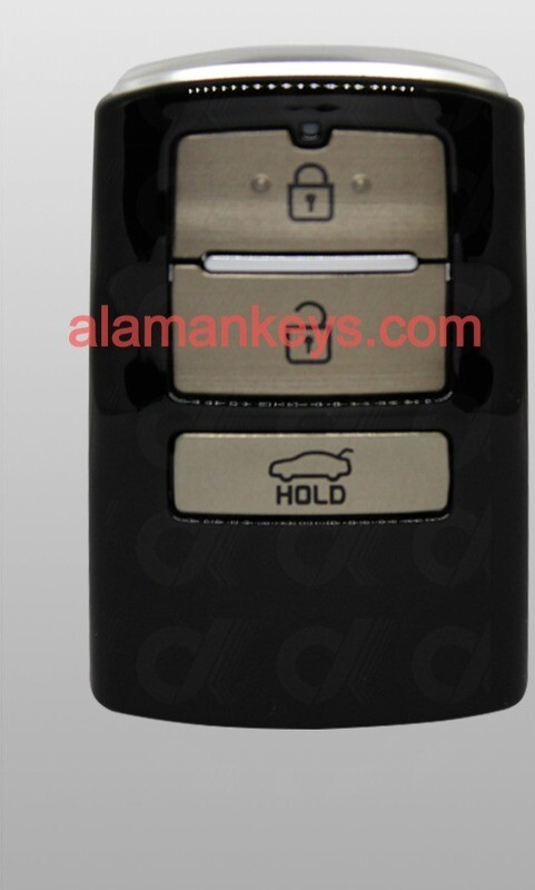 KIA Cadenza Genuine Smart Key Remote 2016 3 Button 433MHz 95440-F6100
