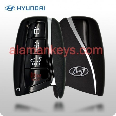 HYUNDAI Genuine 95440-4Z200 Smart Key Fob