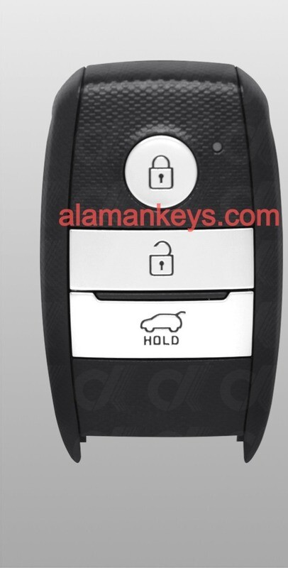 KIA Sorento Genuine Smart Key Remote 2016 3 Button 433MHz 95440-C5100